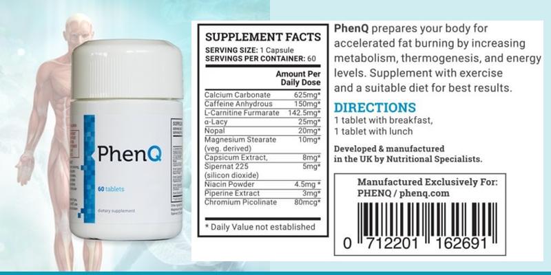Phenq Diet Pills for weight loss