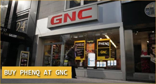 Buy Phenq at GNC Stores
